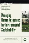 Employee green behaviors