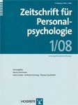 Personality and extrinsic career success: Predicting managerial salary at different organizational levels